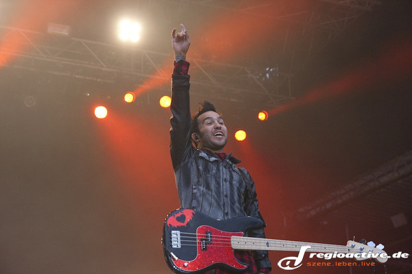 save rock and roll - Fotos: Fall Out Boy live im Hamburger Stadtpark